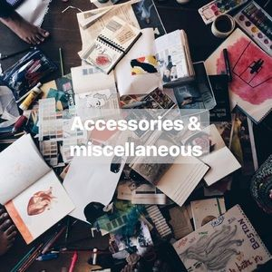 Other - 🎀🔮 miscellaneous & accessories 🔮🎀